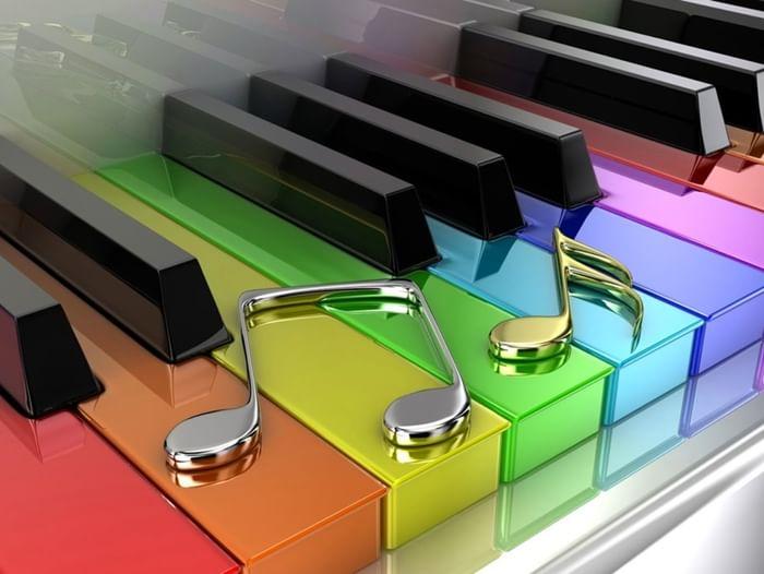 Концерт «Волшебные клавиши»