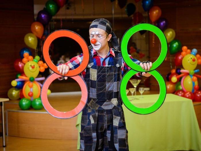 Цирковое шоу «Солнечный круг»