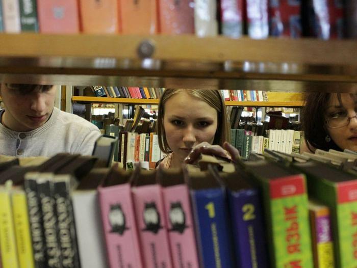 День библиотек в Добролюбовке