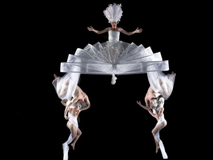 Спектакль «Ария «Воздушный танец»