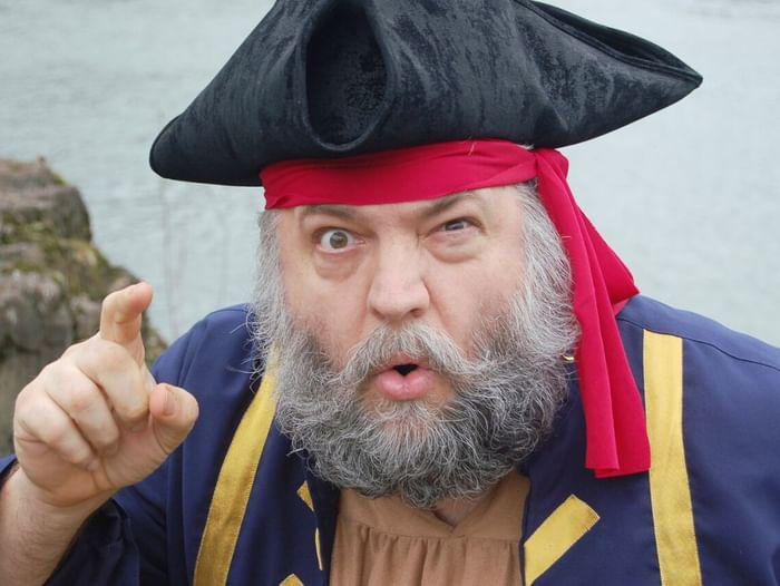 Праздник «Пиратские приключения»