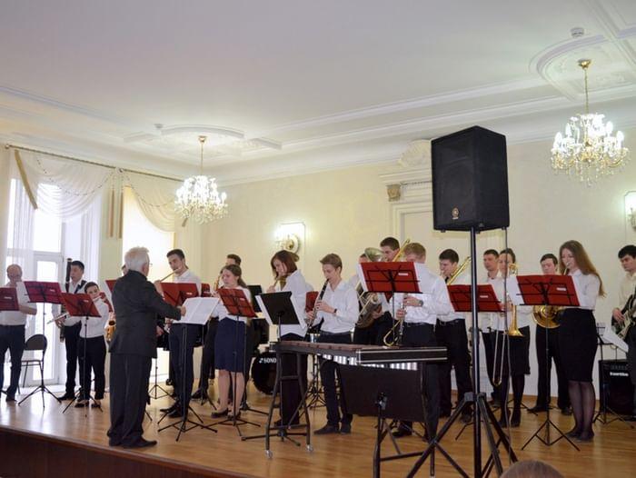 Концерт «В предчувствии лета»