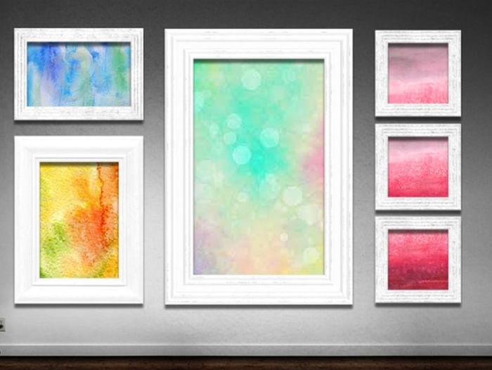 Выставка «Цвет мира»