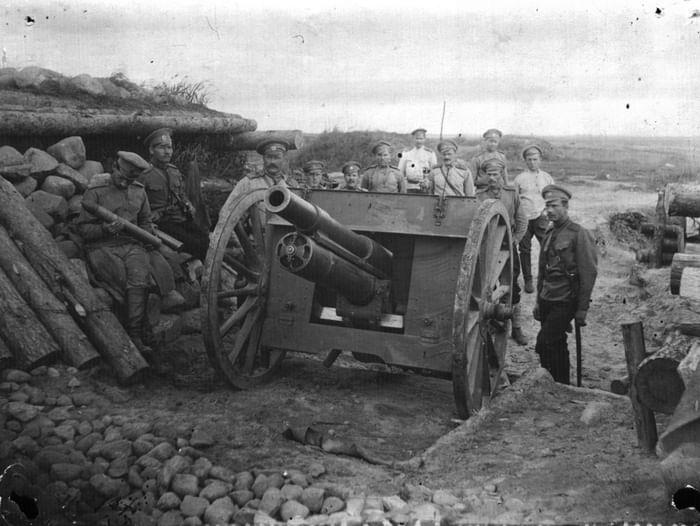 Лекция «Последнее наступление русской армии. Июнь 1917 г.»