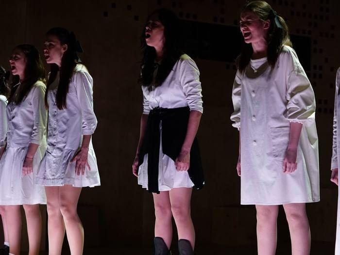 Спектакль «Салемские ведьмы»