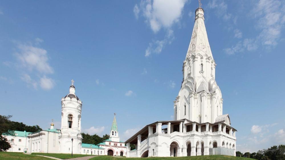 Московские храмы, посвященные празднику Вознесения Господня