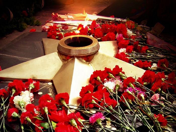Митинг «Вечная память»