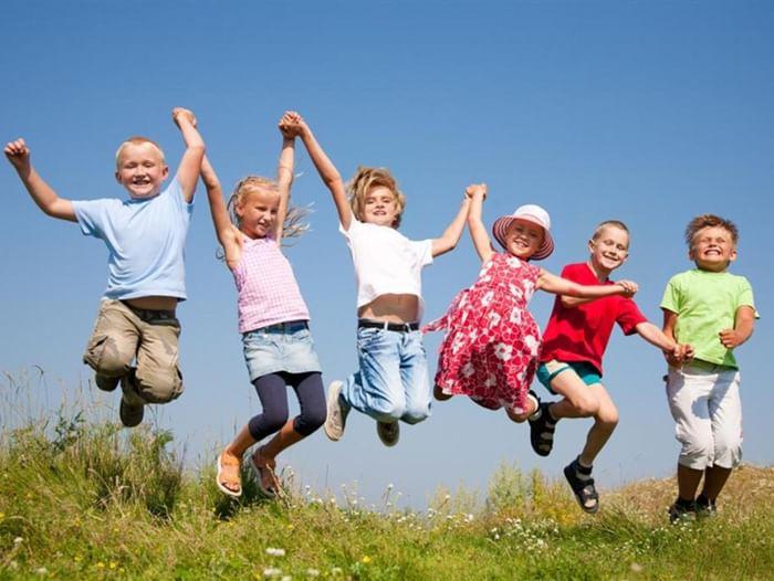 Праздничная программа «Планета Детство в бушующем мире»
