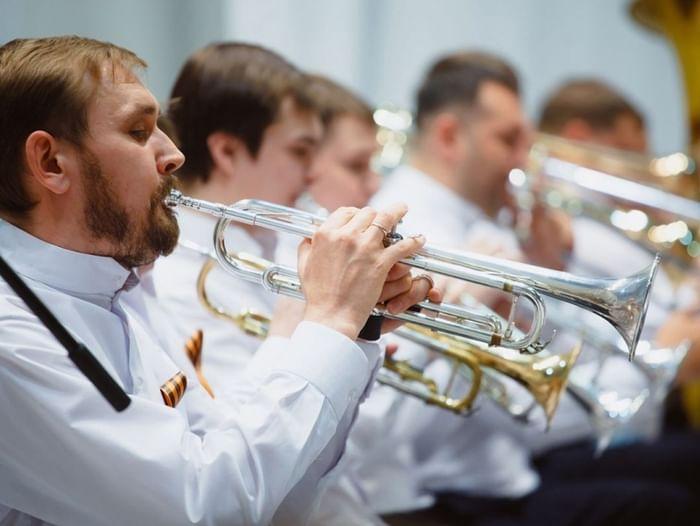 Заключительный концерт Губернаторского духового оркестра