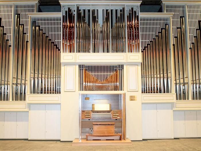 Концерт «Закрытие 43 органного сезона»
