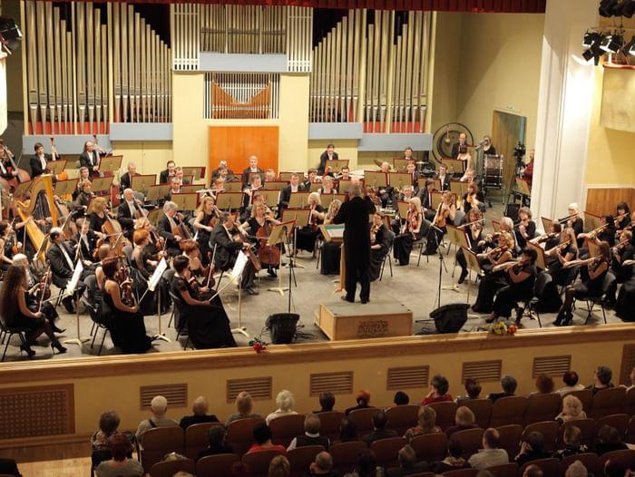Закрытие 72 сезона Ярославского академического губернаторского симфонического оркестра