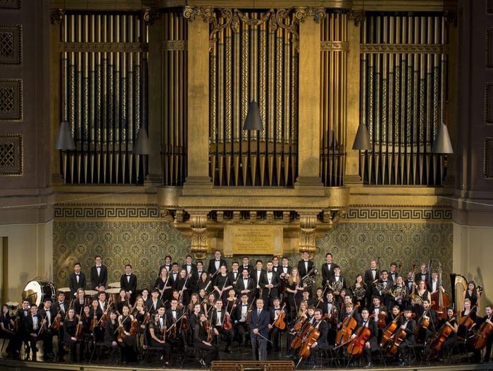 Концерт Йельского симфонического оркестра YSO (США)