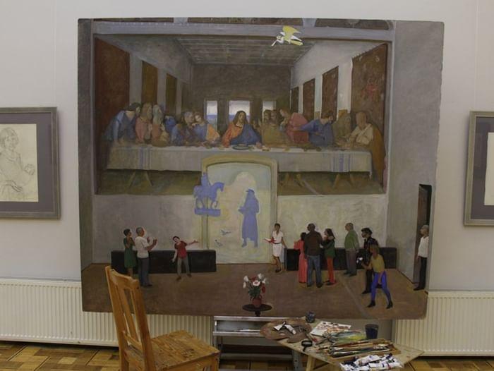 Выставка «Сотворение мира»
