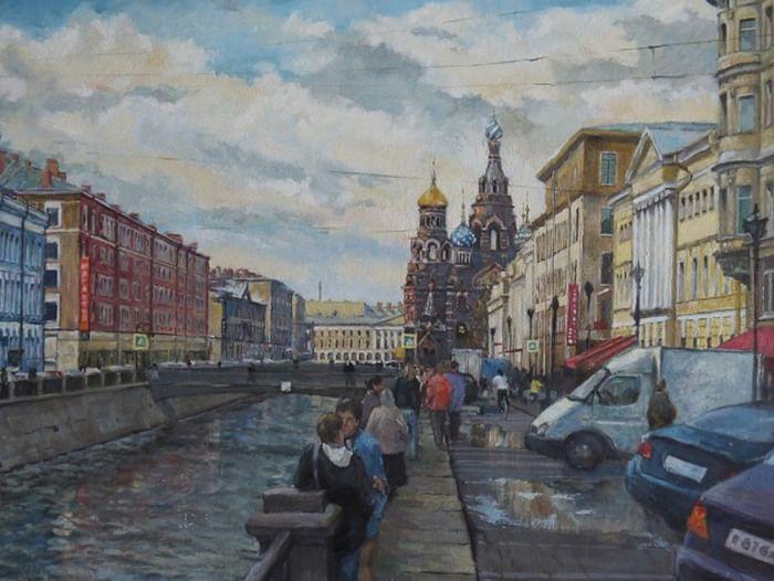 Персональная выставка Александра Бирюкова