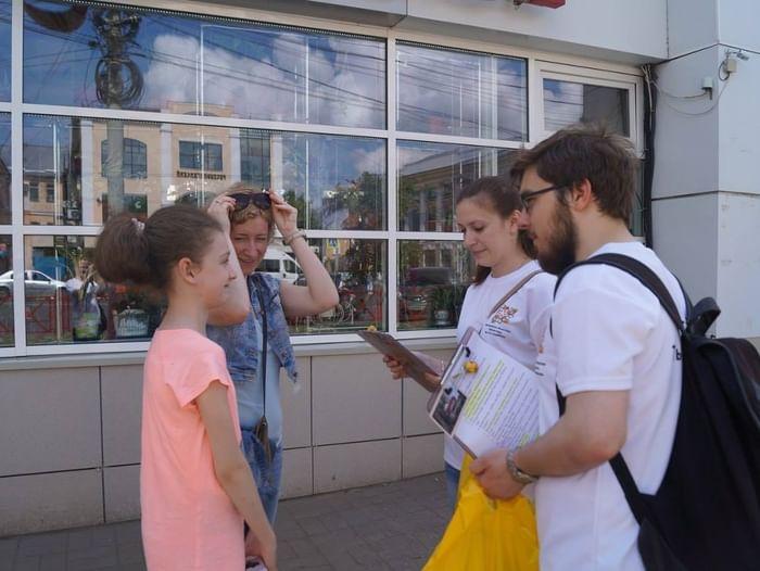 Неделя русского языка в библиотеке им. Н. А. Некрасова