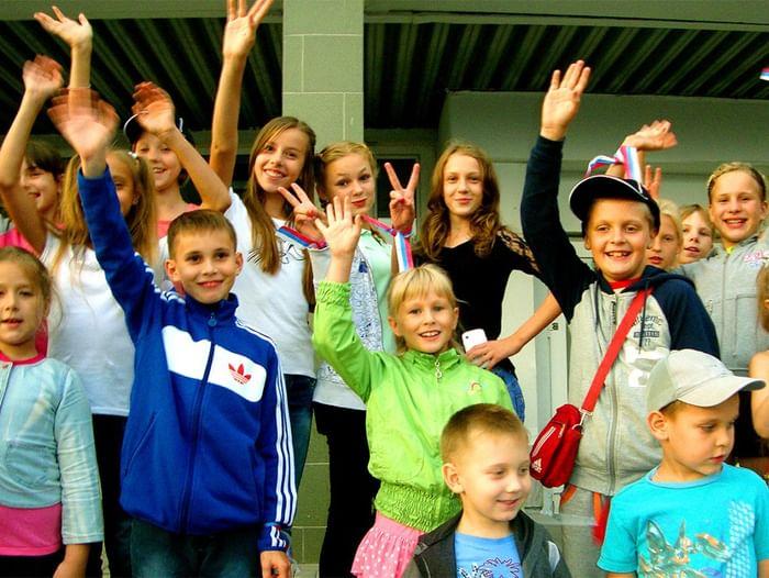 Детский праздник «Детство – разноцветная страна»