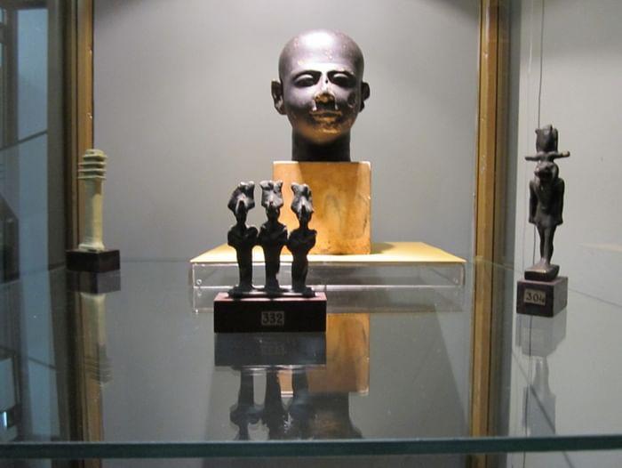 Выставка «Кладовая реконструктора»