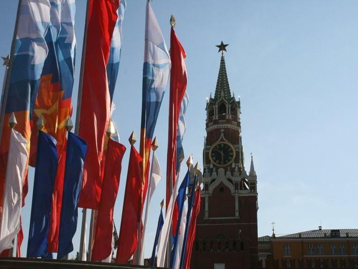 Книжная выставка «Символы России – история страны»