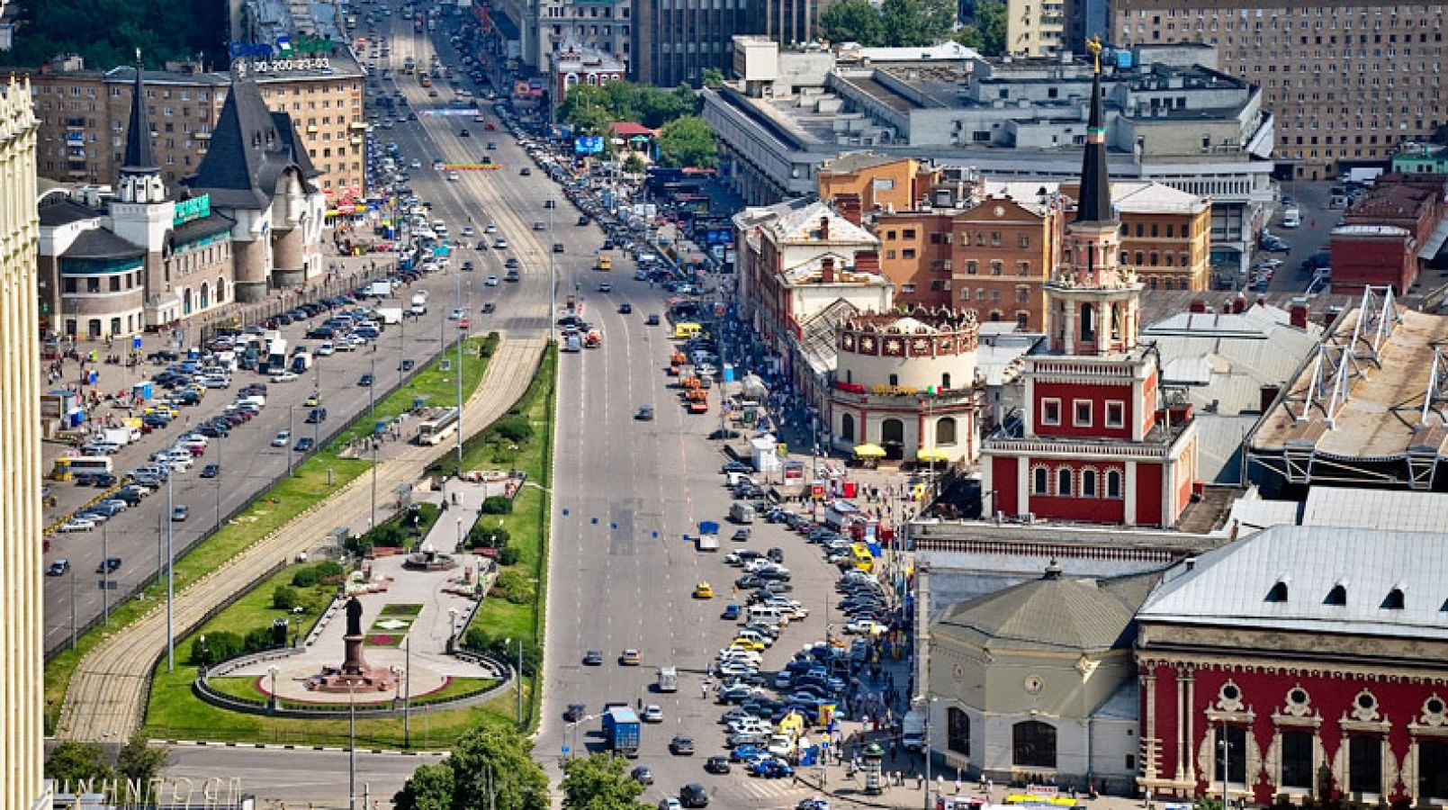 Легендарные здания Москвы. Удивительные факты!