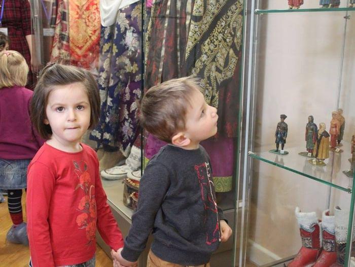Международный день защиты детей в Национальном музее Дагестана
