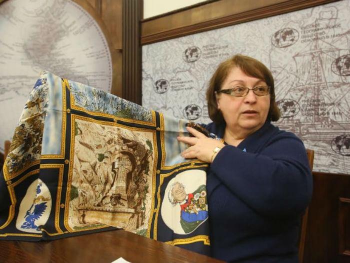 Экскурсия по выставке «Альпийский поход Суворова. Диалоги с прошлым»