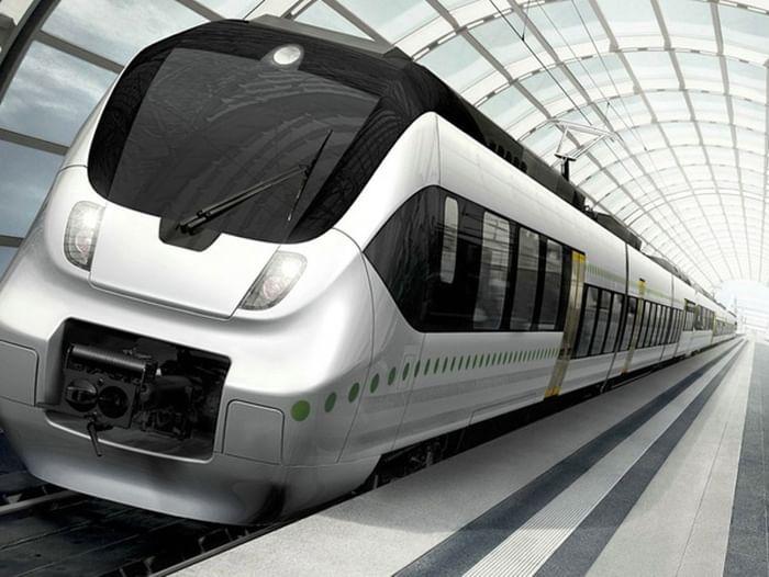 Экскурсия «Скорый поезд набирает ход»
