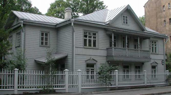 Музей петербургского авангарда (Дом М.В. Матюшина)