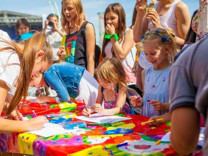 Игровая программа «1 июня – День защиты детей»