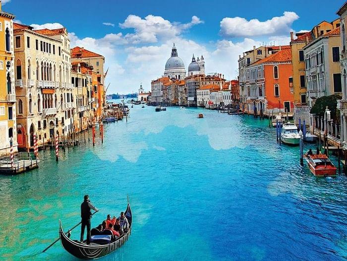 Концерт «Музыкальные сокровища Неаполя и Венеции»