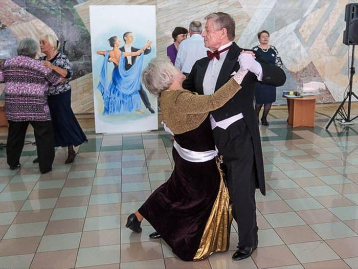 Программа «Танцплощадка»