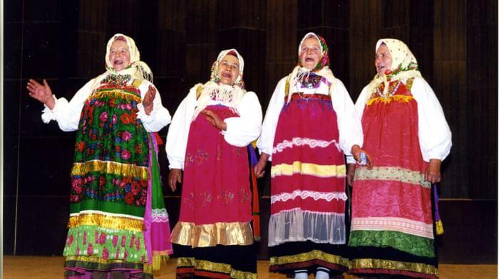 Исполнительская традиция села Плёхово Суджанского района Курской области