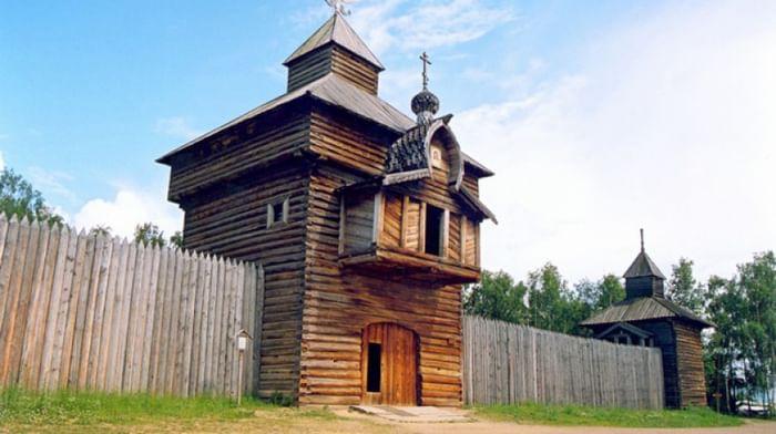 Иркутский архитектурно-этнографический музей «Тальцы»