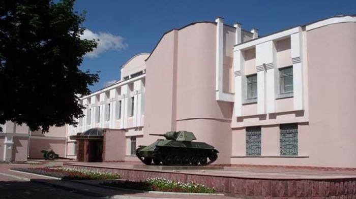 Музей-диорама «Орловская наступательная операция»