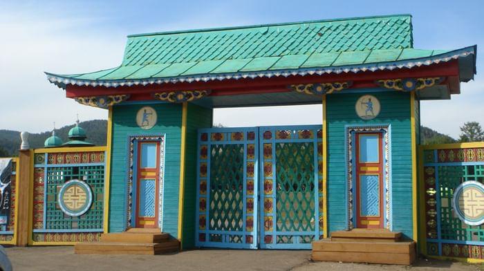 Этнографичеcкий музей народов Забайкалья