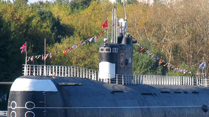 Музейно-мемориальный комплекс истории Военно-морского флота России