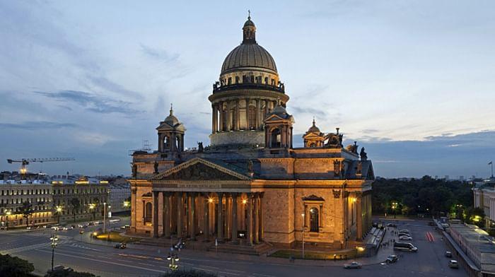 Музей-памятник «Исаакиевский собор»