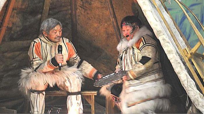 Эпические сказания ситабы у нганасан