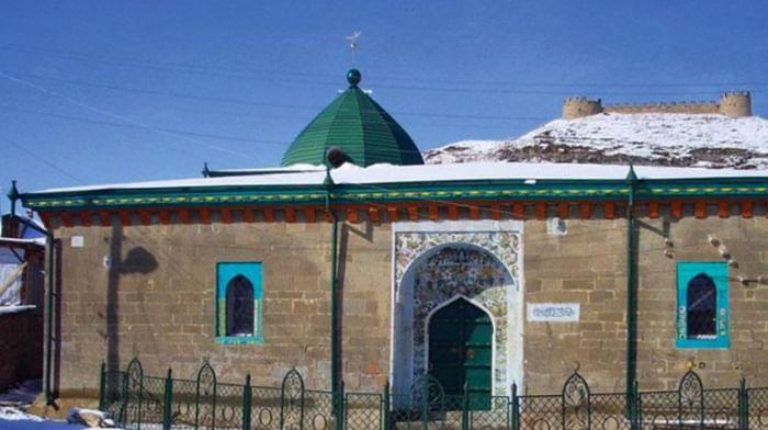 Джума-мечеть селения Кумух в Дагестане