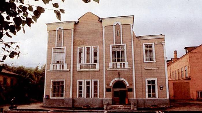 Центральная пермская синагога