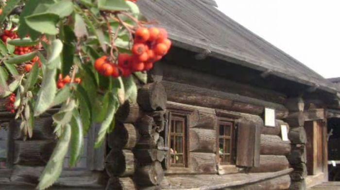 Нижнесинячихинский музей-заповедник деревянного зодчества и народного искусства имени И. Д. Самойлова