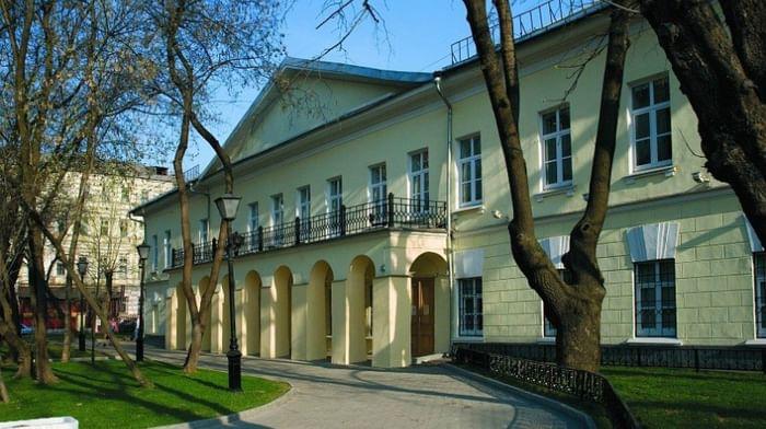 Дом Н. В. Гоголя – мемориальный музей и научная библиотека (филиал № 1)