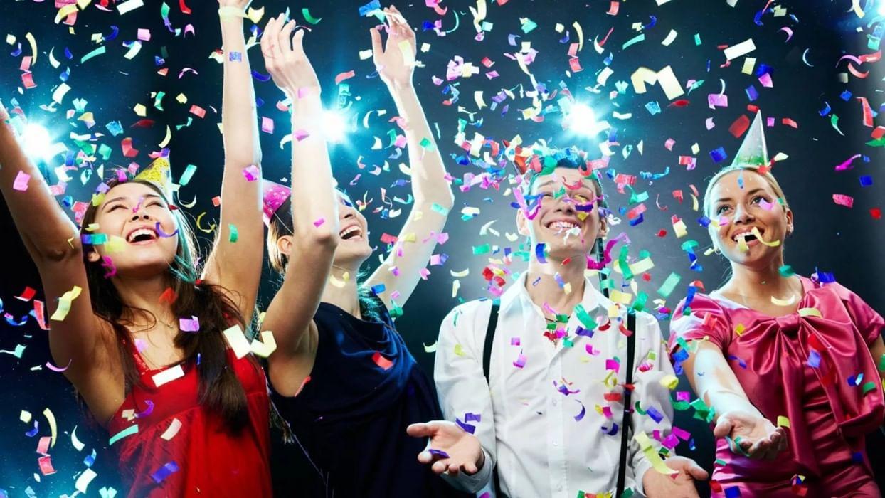 Проведение праздников и поздравления 37