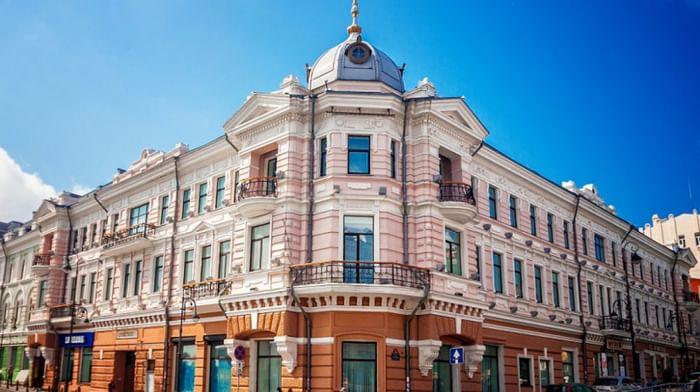 Приморский государственный объединенный музей имени В. К. Арсеньева