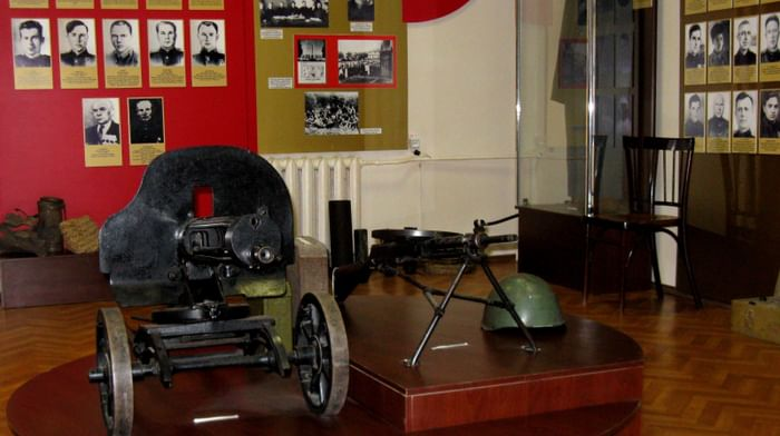 Дмитриевский краеведческий музей имени А.Ф. Вангенгейма