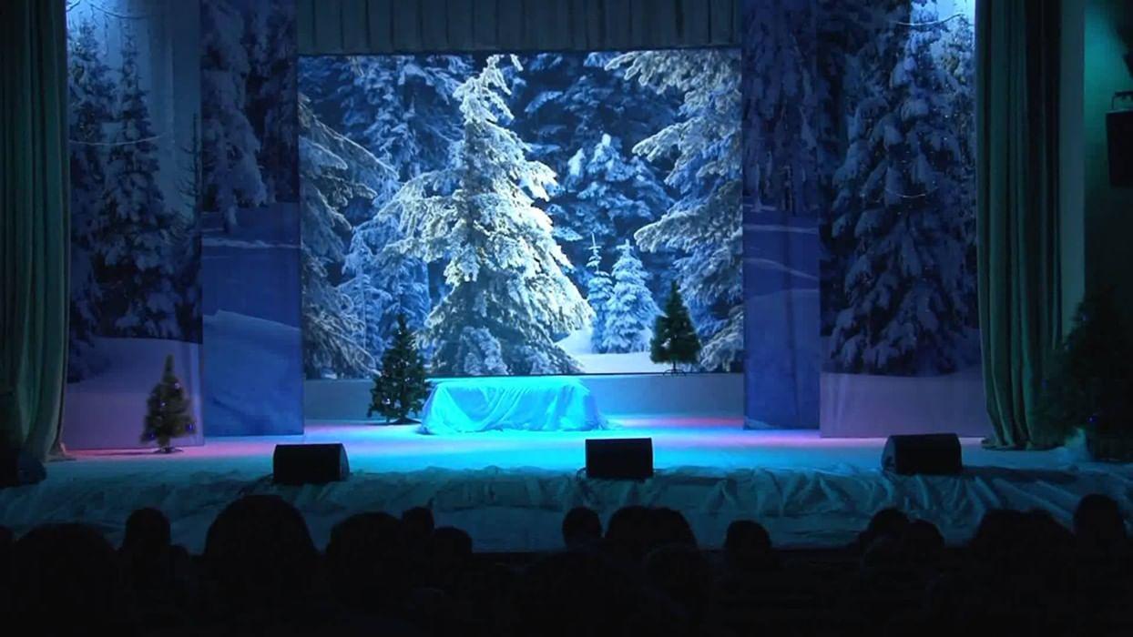 Спектакль сказка на новый год