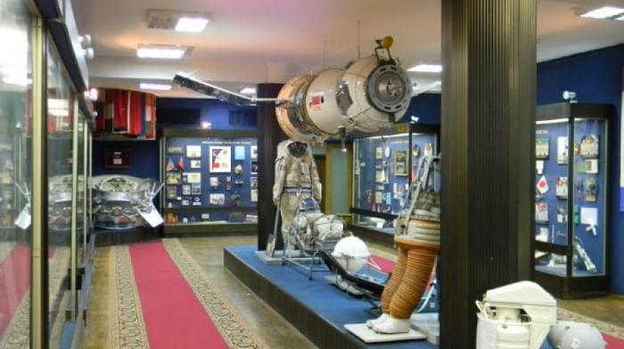 Музей НИИЦ подготовки космонавтов им. Ю.А. Гагарина