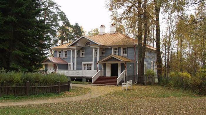 Музей-заповедник А. Н. Островского «Щелыково»