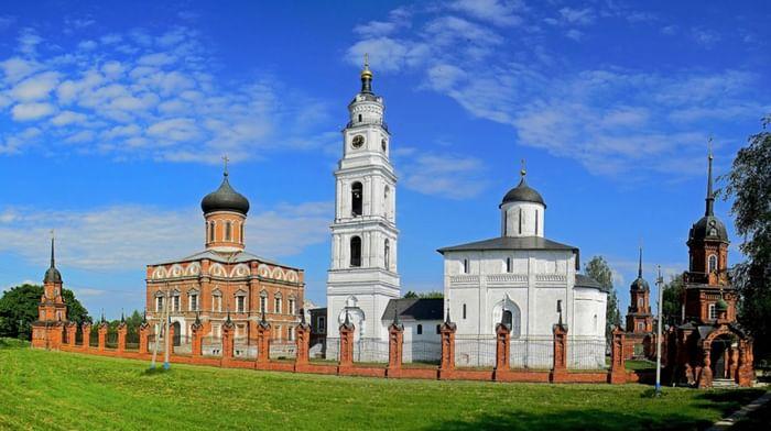 Собор Воскресения Христова в Волоколамске