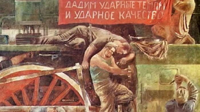Творчество Александра Самохвалова 1920–1930-х годов: в поисках стиля эпохи
