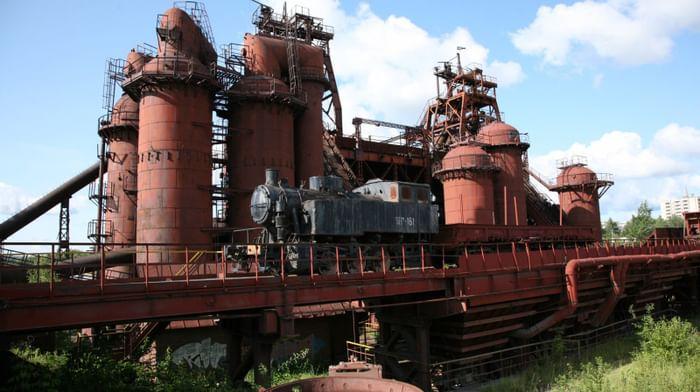Нижнетагильский музей-завод истории развития черной металлургии